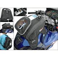 Gears I-Wire Tank Bag OS Black (100174-1)