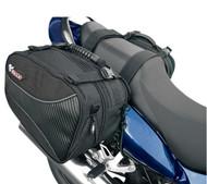 Gears Sport Touring Mini Saddlebags OS Black (100173-1)