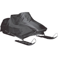 Gears Nylon Snowmobile Cover Standard Black (300149-1-XL)
