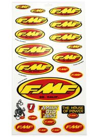 FMF Assorted Sticker/Decal Sheet (014800)