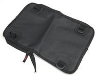 Fly Racing Tank Bag Base Black (#6245 479-10~504)