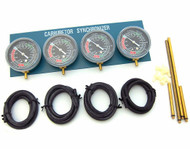 Emgo 1-4 Carburetor Synchronizer (84-68594)