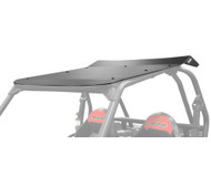 DragonFire Aluminum Roof for Polaris RZR 2 Seat Black (18-1001)