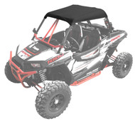 DragonFire SoftTop for RZR XP 1000 Models 2 Seats Black (04-1101)
