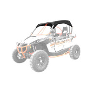 DragonFire Soft Top for Maverick & Commander Models 2 Seat Black (04-2100)