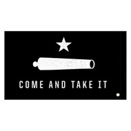 DragonFire Whip Flag w/Single Sided Print Come and Take It (04-0109)