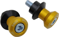 Driven D-Axis Swingarm Spools 8mm Gold (DXS-8 GD)