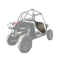 DragonFire Door Kit - RZR 900/1000/Turbo 2 Door Black (07-1801)