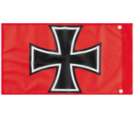 DragonFire Whip Flag w/Dual Sided Print Red Baron (04-0122)