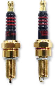 Drag Specialties Iridium Spark Plugs (pair) (2103-0359)