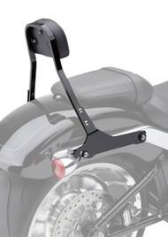 "Cobra Detachable Backrest Kit 11"" High w/Squared Pad Black (602-2027B)"
