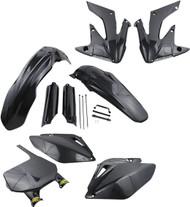 Cycra Complete Powerflow Body Kit Black (1CYC-9300-12)