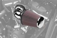 Cobra Cone Air Intake & Filter Chrome (606-0102-06)