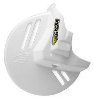 Cycra Works Disc Cover White (1CYC-1093-42)