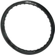 DID Dirtstar ST-X Rear Offroad Rim 19 x 2..15 Black (19X215STB01Y)