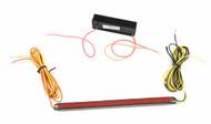 "Custom Dynamics 5.7"" TruFlex Integrated 3-Section LED Light Bar (TF40ARS)"