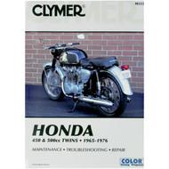 Clymer Repair/Service Manual '65-76 Honda 450 and 500cc Twins (M333)