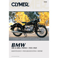 Clymer Repair/Service Manual '55-69 BMW 500 and 600cc Twins (M308)