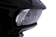 Ciro Fang Headlight Bezel Chrome (45250)