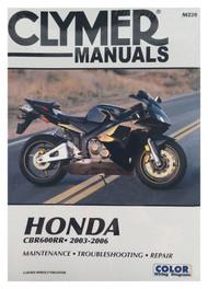 Clymer Repair/Service Manual '03-06 Honda CBR600RR (M220)