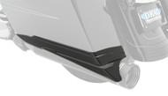 Ciro LED Saddlebag Extensions Black (40101)