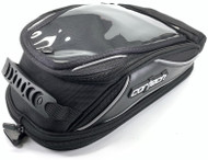 Cortech Super 2.0 10L Tank Bag w/Strap Mount Black (8230-0605-10)