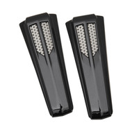 Ciro Upper Fork Tin Accents Black (43011)