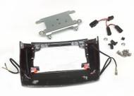 Ciro Lighted License Plate Frame Holder Chrome (40080)