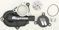 Boyesen Supercooler Water Pump Cover & Impeller Kit Black (WPK-26B)