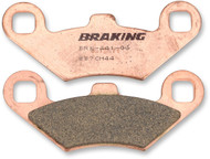 Braking CM-44 Sintered Metal Brake Pads (857CM44)