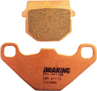 Braking CM-44 Sintered Metal Brake Pads (702CM44)