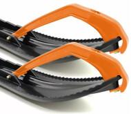CA Pro Replacement Ski Handles Orange (77020375)