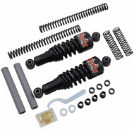 Burly Slammer Suspension Drop Kit Black (B28-1001B)