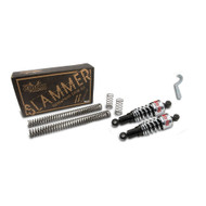 Burly Slammer Suspension Drop Kit Chrome (B28-1004)