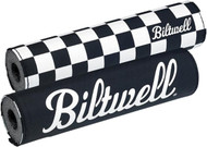 Biltwell Reversible Bar Pad Black/White (6901-650)