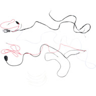 Brite Lites Driving/Fog LED Light Bar Harness w/Switch (BL-WHMC)