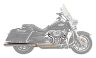 Bassani Road Rage III 2-Into-1 System Long 50th Anniversary/Stainless (1F50SS)