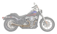 Bassani Road Rage III 2-Into-1 System 50th Anniversary/Stainless (1S50SS)