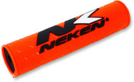 "Neken Regular Round Handlebar Pad 8.25"" (21mm) Fluorescent Orange (PADCS-ORF)"