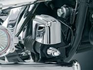 Kuryakyn Rear Master Cylinder Cover Softail & Road King Models (9128)