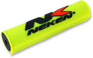 "Neken Regular Round Handlebar Pad 9.65"" (24.5mm) Fluorescent Yellow (PADCL-YEF)"