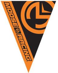 Moose Racing Pennant Flags Orange (9904-0386)