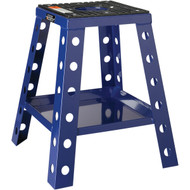 Moose Racing Fundamental Bike Stand Blue (4101-0404)