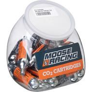Moose Racing 16g Threaded CO2 Refills Cartridges 20pk (0363-0062)