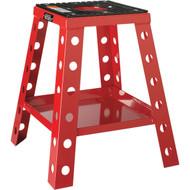 Moose Racing Fundamental Bike Stand Red (4101-0406)