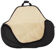 Memphis Shades Batwing Fairing Bag Black/Tan (MEM0991)
