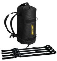 Nelson-Rigg Adventure Dry Roll 30L Waterproof Bag Black (SE-1030-BLK)
