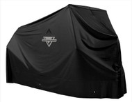 Nelson-Rigg Econo Waterproof Cover XL MC-900 Graphite Black (MC-900-04)