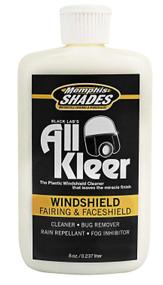 Memphis Shades All Kleer Windshield Polish 8 Ounce Bottle (MEM0933)