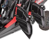 Nelson-Rigg RG-002 RZR Rear Upper Door Bag Set Black (RG-002)